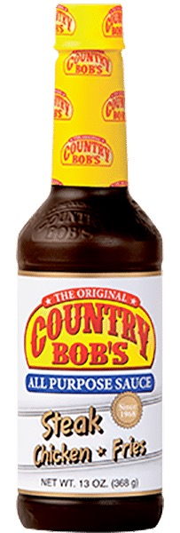 SAUCE ALL PURPOSE COUNTRY BOB