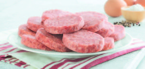 SAUSAGE PATTY RAW OLD SOUTH