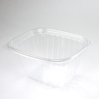 CONTAINER DELI COMBO CLEAR 16 OZ- S/O 252 CT