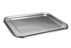 LID FOIL FITS 1/2 STEAM PAN