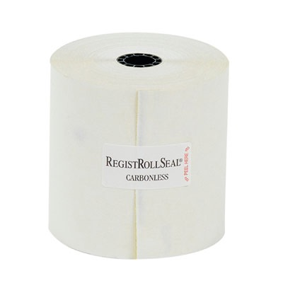 NATIONAL PAPER REGISTER ROLL 3 2PLY (3/10)