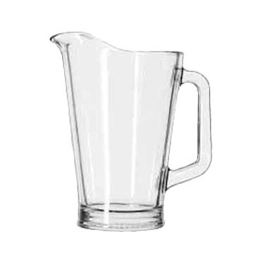 PITCHER GLASS 60 OZ (CASE OF 6)