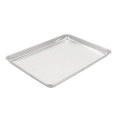 SHEET PAN 1/2 SIZE ALUMINUM ALLOY