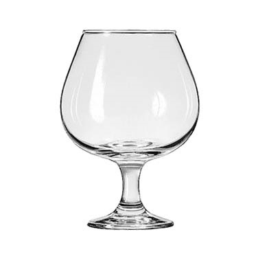 GLASS BRANDY 22OZ FOOTED EMBASSY 1DZ/CS