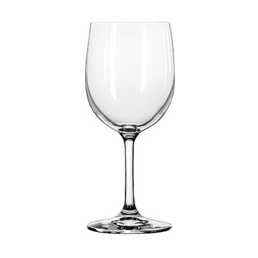 GLASS WHITE WINE 13OZ SHEER RIM 2 DOZ./CASE