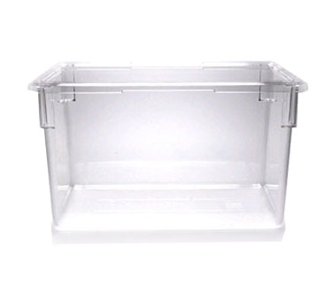 FOOD BOX 18X26X15 CLEAR POLYCARBONATE