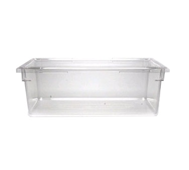 FOOD BOX 18X26X9 CLEAR POLYCARBONATE
