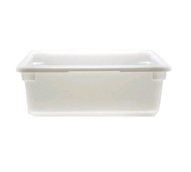 FOOD BOX 18X26X9 WHITE POLY