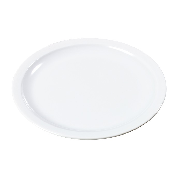 PLATE SANDWICH 7-1/4 KINGLINE NARROW RIM WHITE