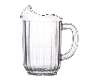 PITCHER CLEAR 60 OZ 3-LIP