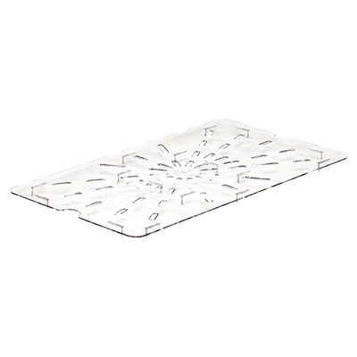 DRAIN SHELF FOR FULL SIZE(COLD)CLEAR