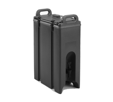 DISPENSER BEV 4 GAL INSULATED BLK 9X16X24 CAMBRO