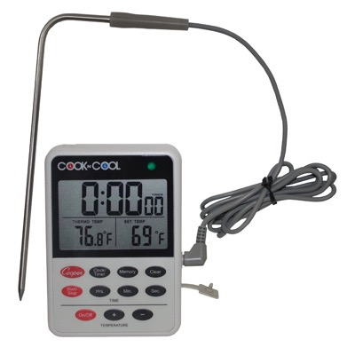 THERMOMETER (DTT361-01) TIMER ELECTRIC COOKING FOR OVENS