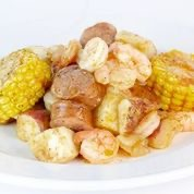 SHRIMP BOIL-LOW COUNTRY STYLE (SEE NOTES FOR COOKING INSTRUCTIONS)