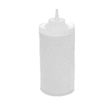 SQUEEZE BOTTLE 32oz WIDEMOUTH 6/PACK