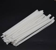STRAW BIODEGRADABLE WRAPPED 10.25 300 CT