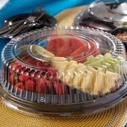 18in CATERING TRAY FLT LID 3CT