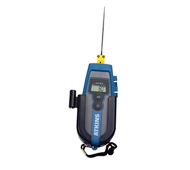 ECONOTEMP COMBO ABS W/DIRECT CONNECT PROBE -40 to 500