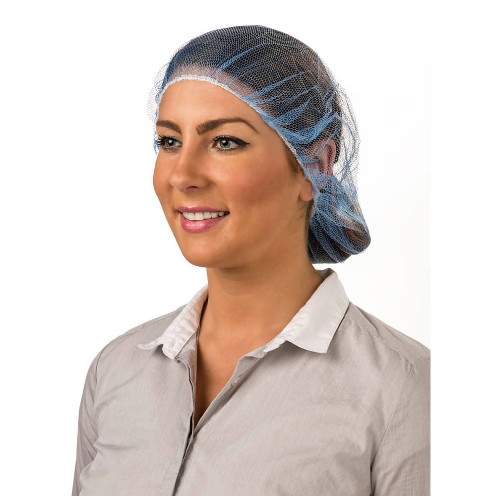 HAIR NET HONEYCOMB 20 BROWN 100/BX