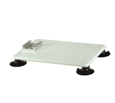 PORTABLE MOUNTING BASE FOR EASY SLICER W/SUCTION CUPS