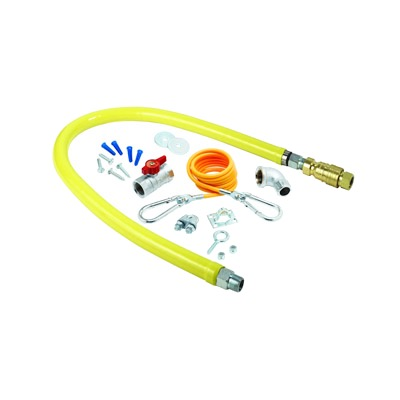 GAS HOSE KIT 36L 3/4 CONNECTION (1)Q.D