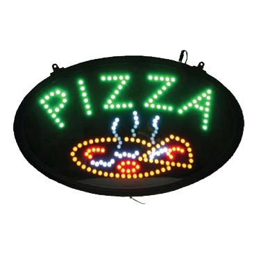SIGN PIZZA LED