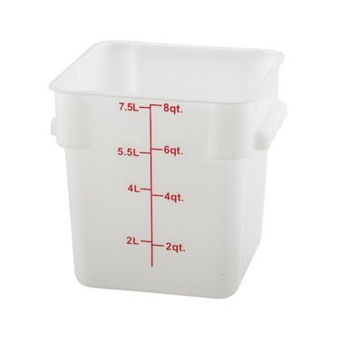 CONTAINER SQUARE 8 QT