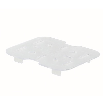 DRAIN SHELF 1/6 SIZE CLEAR