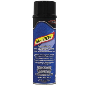 CLEANER AEROSOL FOR CONCESSION/FOOD EQUIP 18oz