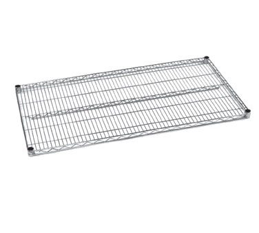 SHELVING WIRE 18X42 CHROME