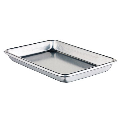 SHEET PAN 1/8 SIZE 9-1/2x6-1/2 16 GA ALUM