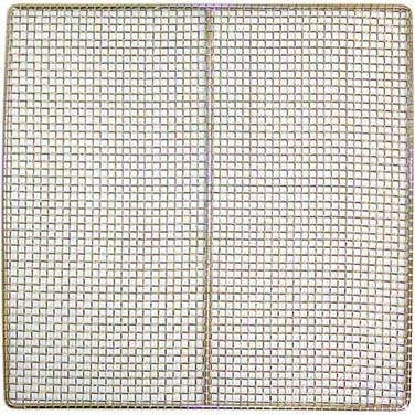 FRY BASKET SUPPORT MESH WIRE 13-1/2x13-1/2