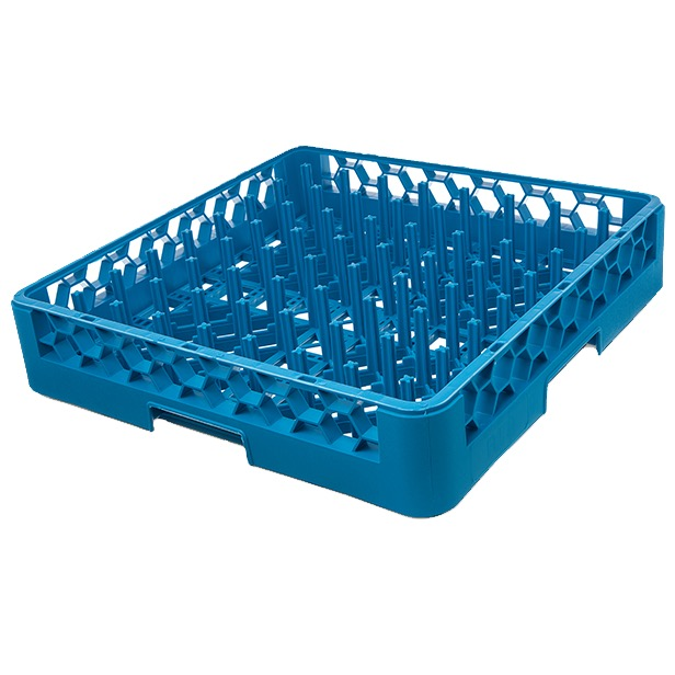 RACK DISH TRAY/PLATE FULL SZ BLUE