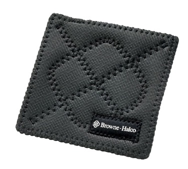 HOT PAD KITCHEN ULTIGRIP 7X7 PROTECTS TO 500 D BLK