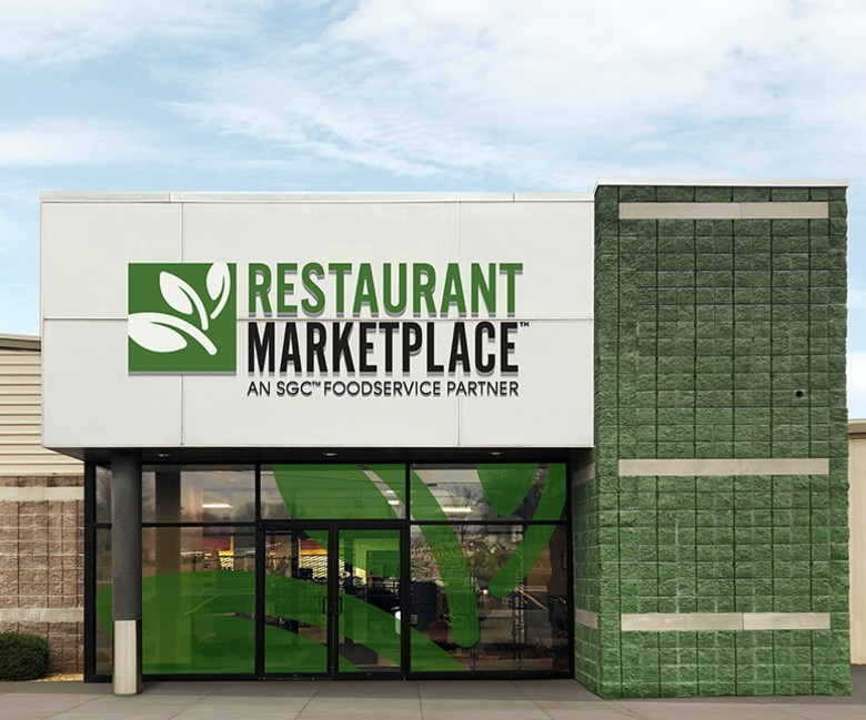 Restaurant Marketplace is a one-stop shop for foodservice equipment, products and ideas that's one-of-a-kind.