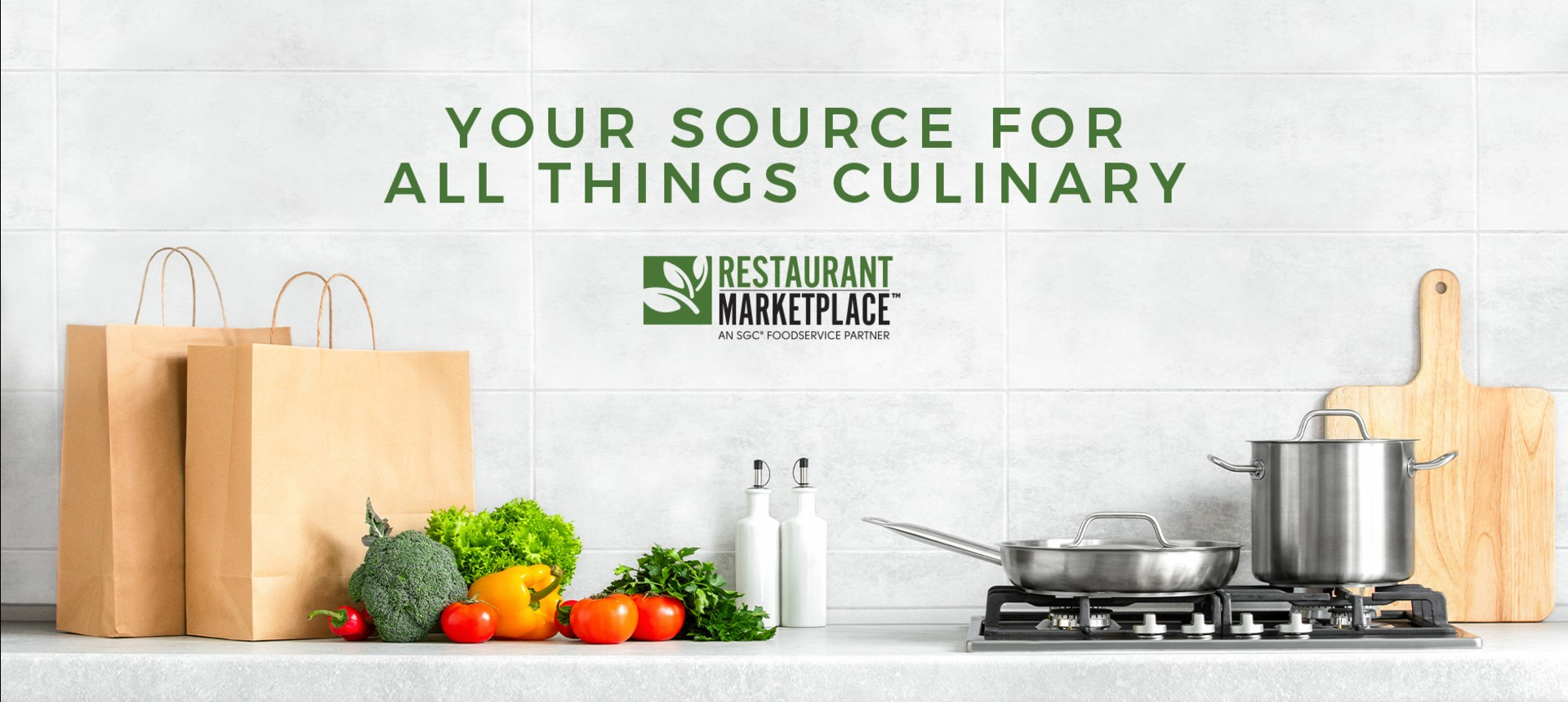 Restaurant Marketplace header image