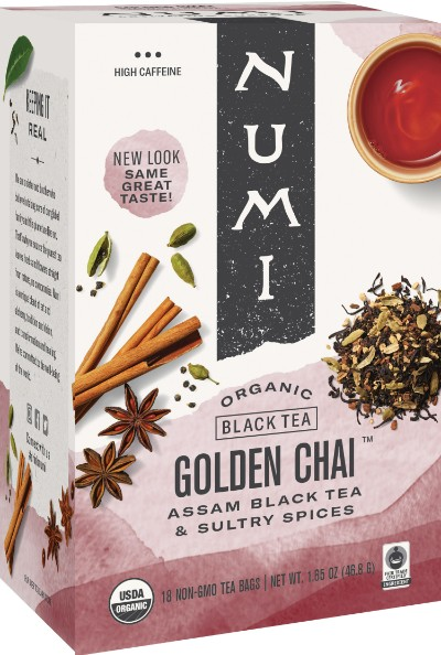 TEA NUMI GOLD CHI