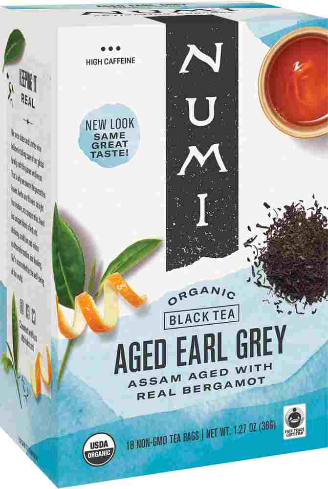 TEA NUMI EARL GREY