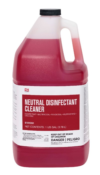 CLEANER DISINFECTANT NEUTRAL