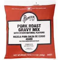 GRAVY MIX PORK ROASTED