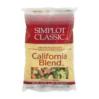 VEGETABLE BLEND CALIFORNIA