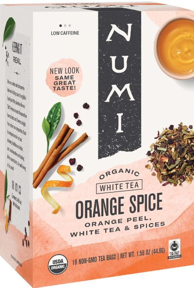 TEA NUMI ORANGE SPICE