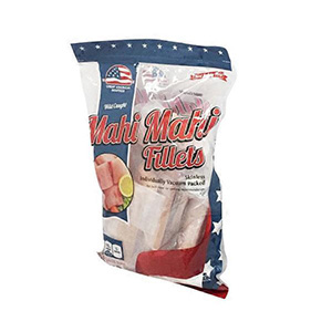 PACK SEAFOOD VARIETY MAHI-2PC SHRIMP-1PK SOCKEYE-2PC