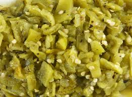 CHILE GREEN DICED