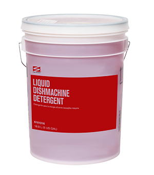Liquid Machine Detergent 5Gal