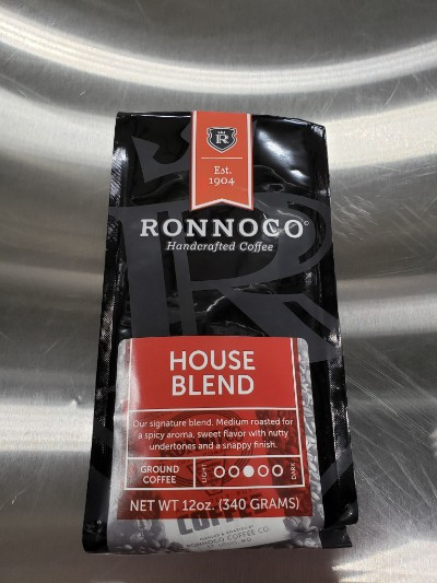 COFFEE REGULAR HOUSE RESERVE 12 OZ